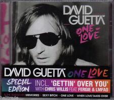 DAVID GUETTA = one love =special Edition= ELECTRO DISCO HOUSE SOUNDS !!