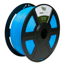 Sky Blue PLA 1.75mm WYZworks 3D Printer Premium Filament 1kg/2.2lb