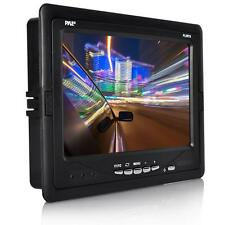 """Premium 7"""" Inches Rearview Car LCD Monitor By Pyle – Parking Monitor Assistant"""