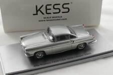 Kess Alfa Romeo 1900 CSS Ghia Coupe 1955 Silver 1:43 KE43000212