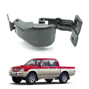 Window Cab Lock Handle Latch Black For Mitsubishi Strada L200 Triton 1996 - 2005