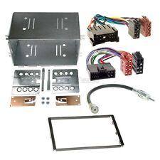 Kia Spectra 02-04 2-din radio del coche Kit de integracion adaptador cable radio diafragma
