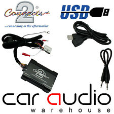 Connects2 CTAADUSB004 Audi A3 2003 - 2013 Car USB SD AUX In Interface Adaptor