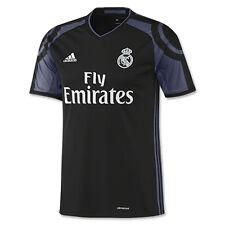 adidas Men's Real Madrid 16/17 Third Jersey Black AI5139