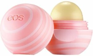 EOS Visibly Soft Lip Balm Sphere Coconut Milk 0.25 Ounce