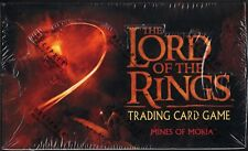 LOTR TCG Mines of Moria Booster Box SEALED 36 Booster Packs Lord of the Rings