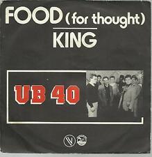 45 TOURS / UB 40          FOOD                    A