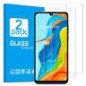 2x Huawei P30 Schutzglas Panzerfolie Displayschutzfolie 9H Echt Glas Hartglas
