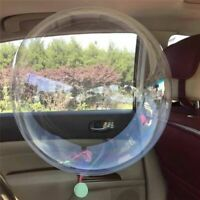 10 Pcs Transparent Clear Bobo Balloons NO Wrinkle Marriage Wedding Party Decor