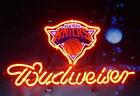 New York Knicks Logo Man Cave Neon Light Sign 14'x10' Lamp Display