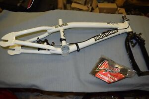 HARO Backtrail Nyquist Pro frame fork 20'' 4130 chro-mo mid school bmx 2001 NOS
