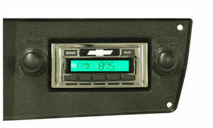 1973 - 1986  Chevy Chevrolet Truck USA 230 Radio AM/FM MP3 Aux