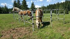 Portable Horse or Pony Corral Corrals Panels Pens 10x10 USA Made! FREE Shipping!