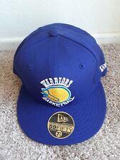 Golden State Warriors Cap by New Era,Brand New,blue,size 71/2