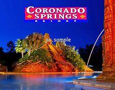 Florida - Disney CORONADO SPRINGS #2 - Travel Souvenir FRIDGE MAGNET