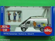1:50 Siku Super 1937 Übertragungswagen Blitzversand per DHL-Paket