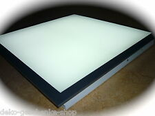 60W 306SMD Panel Led 60x60 Oficina Lámpara de Techo Empotrable Blanco Neutro 308