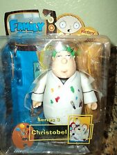FAMILY GUY SERIES 3 CHRIS AS CHRISTOBEL ACTION FIGURE MEZCO TOYS