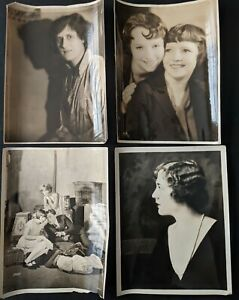 1920s Broadway Marilyn Miller Constance Collier & More Oversized Photo Lot (15)