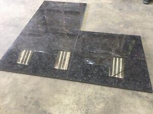 Granite Tiles, Angola Black Polished Granite Tile, Floor/ Wall, 760x760x20mm
