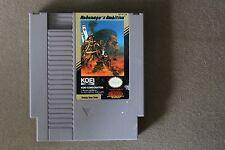 NES vintage authentic NOBUNAGA'S AMBITION  NINTENDO Game