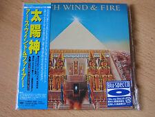 """EARTH, WIND & FIRE """"All N All""""  Japan mini LP blu-spec CD  EWF"""