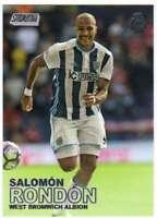 2016-17 Topps Stadium Club Premier League Logo Foil #6 Salomon Rondon