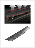 For Tesla Model 3 17-19 Car Interior Air Flow Vent Cover Air Flow Vent Protector