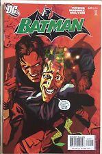 BATMAN #642-650-654 RED HOOD, JOKER, WAR CRIMES, JOCK, WINNICK NM