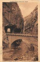 Environs de DIGNE-les-BAINS - Le Tunnel des Clues de Barles