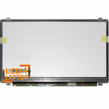 "Remplacement Samsung LTN156AT35-H01 40 Broches Ordinateur Portable Écran 15.6"" SLIM DEL LCD HD"