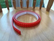 RED LEGO TAPE - NEW