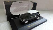 Mini Cooper Presentation Car 2000 in Black - IXO 1:43 scale