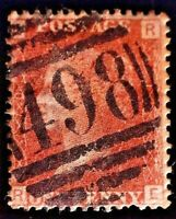 CatalinaStamps: Great Britain Stamp #33 Used Plate 170, SCV=$3, #A-2