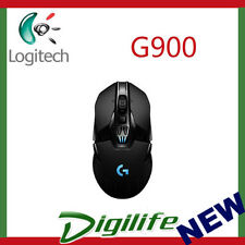Logitech G900 Chaos Spectrum Wired/Wireless Gaming Mous Optical RGB LED Tunable