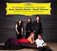 Anne-Sophie Mutter Daniil Trifonov - Schubert: Trout Quintet (NEW CD)