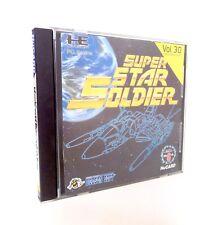 SUPER STAR SOLDIER Nec PC Engine Hu-Card Jap Japan