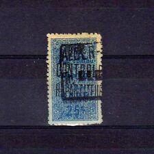 ALGERIE Colis Postaux n° 7 oblitéré