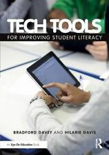 Tech Tools for Improving Student Literacy (Eye on Education), Davey, Bradford T.