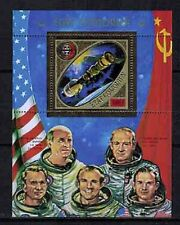 1976 - Comores - Bloc Spatiale U.S.A. - U.R.S.S.TIMBRE.OR NEUF-Yt.Bf.1B