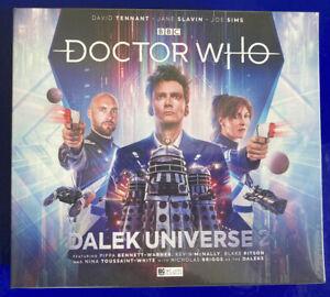Doctor Who: Dalek Universe 2 (Big Finish) New & Sealed