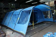 Hi Gear Oasis Elite 8, 8 Berth MASSIVE Family Tent ++ RRP £749 ++ 237