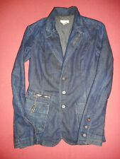 Diesel - Ladies Dark Blue Denim Jean Jacket Blazer-  -V35