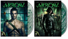 New Sealed Arrow - The Complete First and Second Seasons 1 2 DVD 1-2