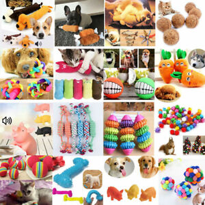 Kitten Play Squeaky Sound Interactive Game Funny Dog Pet Toys Catnip Sugar Candy