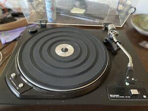 Sharp RP-1122 Plattenspieler