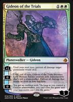 Gideon of the Trials FOIL SDCC 2017 Exclusive x1 Magic the Gathering 1x Promo