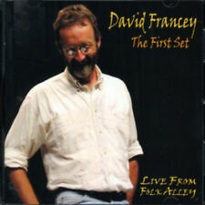 David Francey : The First Set: Live from Folk Alley CD (2012) ***NEW***