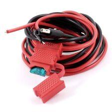 Cable d'alimentation de 3 metres pour la radio mobile Motorola GM300 H1J6