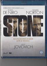 Stone (2010) BLU-RAY - NUOVO E SIGILLATO